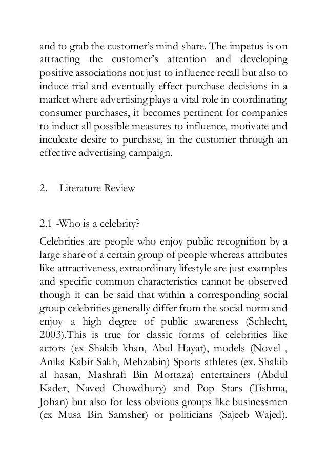 (PDF) IMPACT OF CELEBRITY ENDORSEMENT ON ... - academia.edu