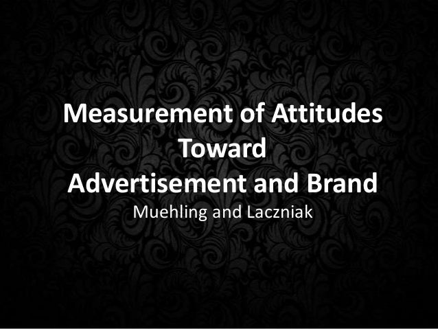 understanding consumer behaviour attitudes towards advertising The main objective of the study was to analyze consumer attitudes towards online advertising in order to gain understanding on the attitudes, the study aimed at.