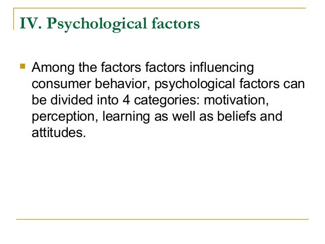 Social Factor Affecting Human Behaviors Research Paper Sample
