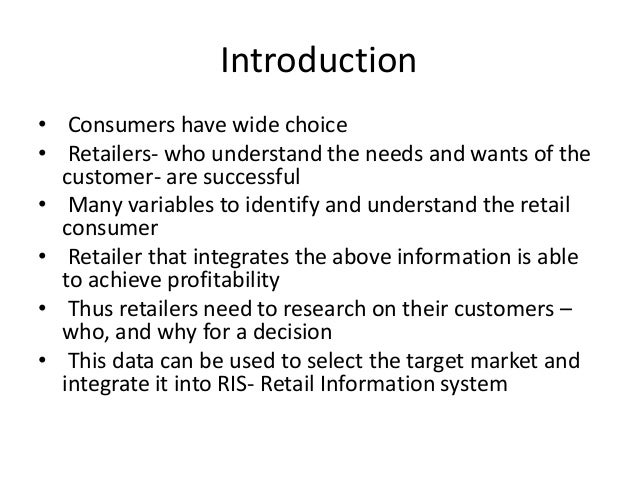 local studies consumer behavior Consumer behaviors control the type of marketing strategy that organizations such as small businesses employ, so they conduct studies to determine which strategies are likely to prove most effective small businesses need to know the members of their target audience, what they want, where they are.