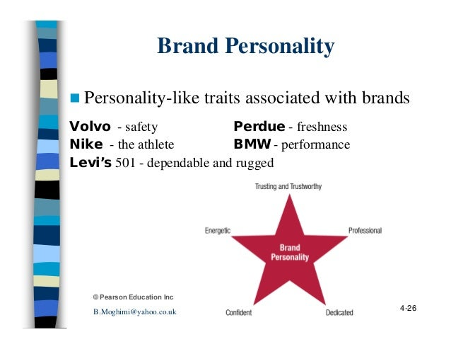 brand personality traits Human traits or characteristics associated with a specific brand name common characteristics or traits represented include uniqueness, sincerity, intellectualism, competence, excitement and sophistication the brand personalities gives consumers something with which they can relate, effectively increasing brand.
