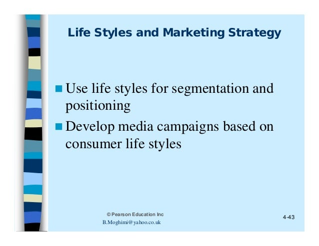 lifestyle consumer behavior Lifestyle is the interests, opinions,  this perspective focussed mainly on consumer behaviour,  beyond behavior.
