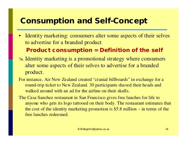 self image self esteem consumer behavior Advances in consumer research volume 20, 1993 pages 429-432 the evolving self in consumer behavior: exploring possible selves amy j morgan, memphis state university.