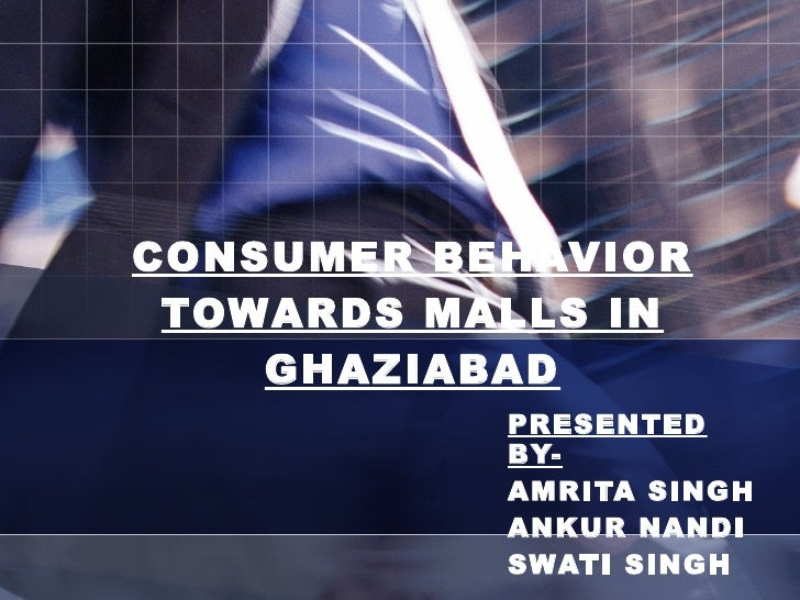 consumer behaviour towards readymade garments Sales promotion techniques and consumer behavior: a case study of readymade garments  a considerable amount of their budget towards the sales promotion.