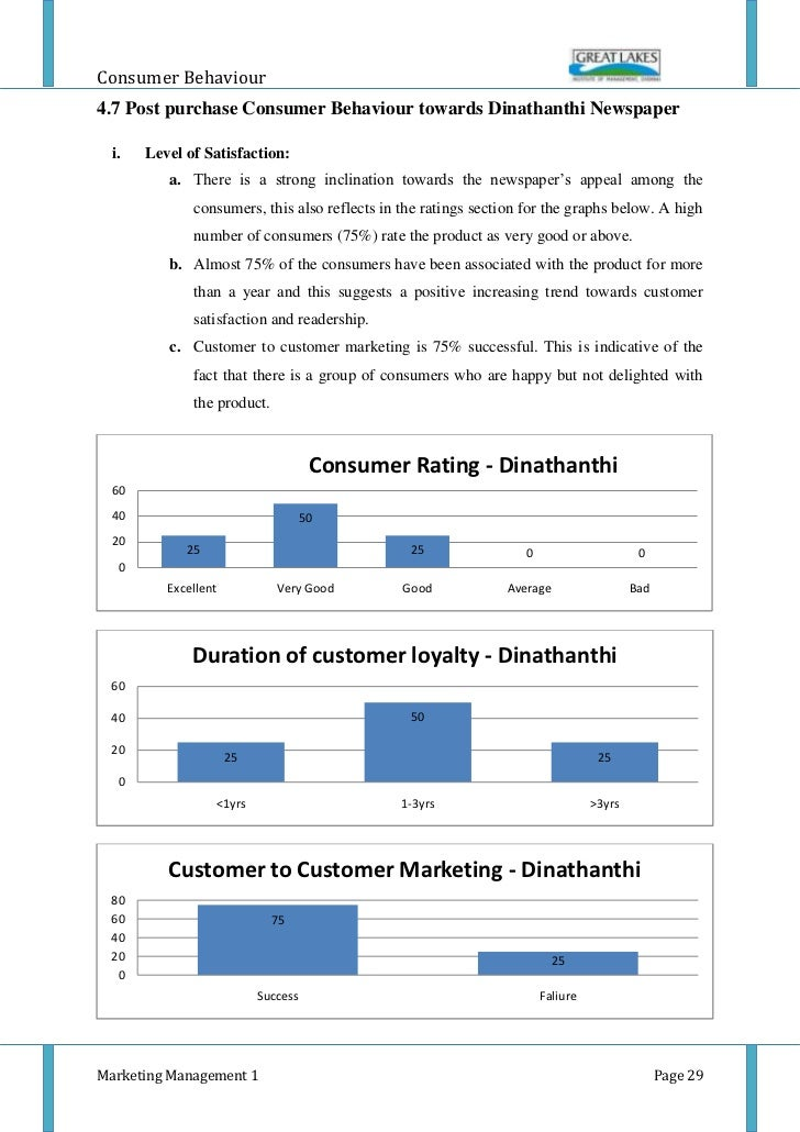 consumer behaviour towards newspaper The results revealed a 'free mentality' towards online information content   keywords: online information content, consumer purchase behaviour, tourism   the newspaper industry was used as a proxy for the tourism industry as they are  both.