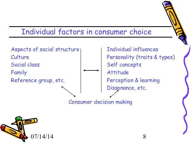 Consumer behaviour revlon