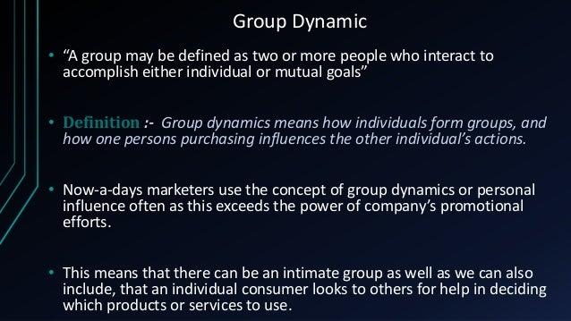 personal dynamics definition