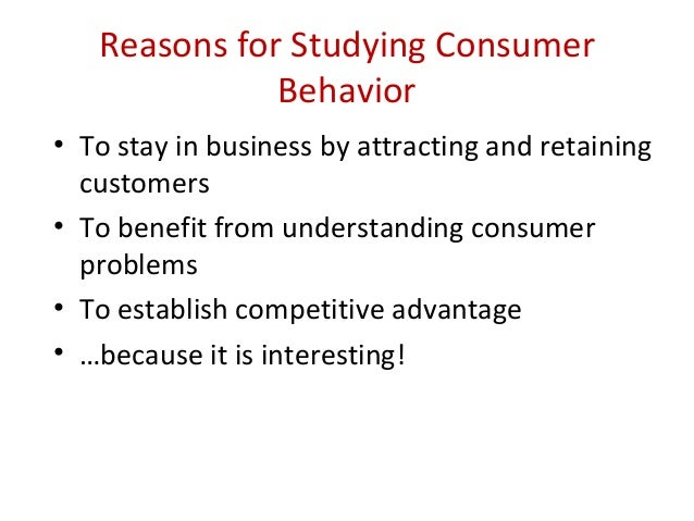 How to Understand and Influence Consumer Behavior