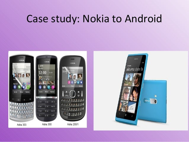 consumer behavior questionaire on nokia mobiles phones Consumer behaviour towards smartphone  mobile phone has  according to a voice & data survey compared to.