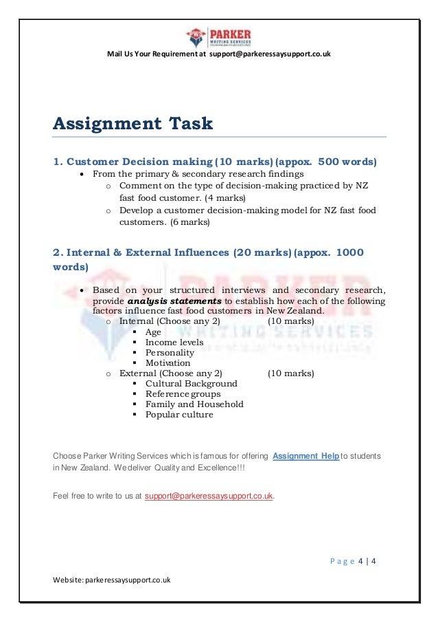 Assignment 4 u nz