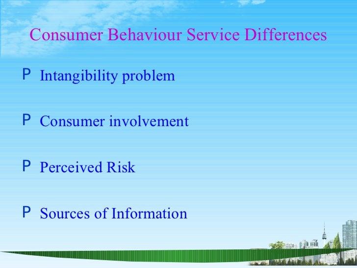 Consumer behaviour for services ppt @ bec doms bagalkot ...