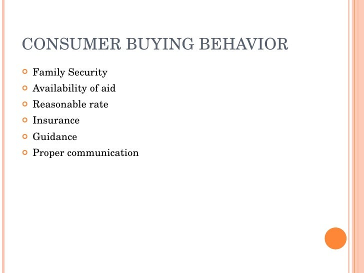 "consumer buying behaviour in tourism industry Jeff bray consumer behaviour theory: approaches and models ""consumer behaviour is the study of the processes involved when."
