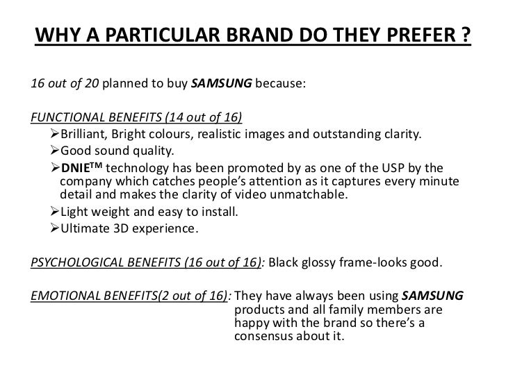 consumer behaviour on samsung There are many brands in the smartphone industry, such as nokia, samsung,  apple,  important factor to determine the consumer purchasing behavior.