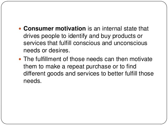 consumer behavior nostalgia and motivation with Ing of the research on consumer behavior, nostalgia emotions  then to have the  desire and motivation to buy certain product or service [6.