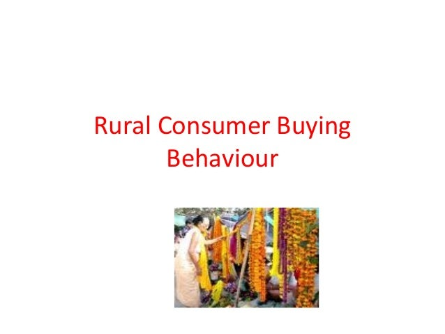 rural consumer 1 size of rural consumer population: the size of india's rural consumer group can be understood from the details provided in the following table: 1971 1981 1991 population in crores percentage to total population in crores percentage total population in crores percentage total.