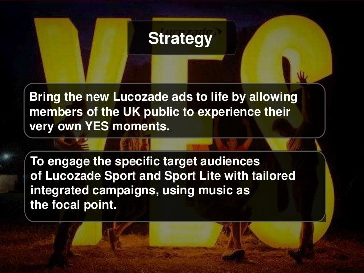 lucozade case study Picture marketing activation case study from dublin mountain challenge mini marathon.