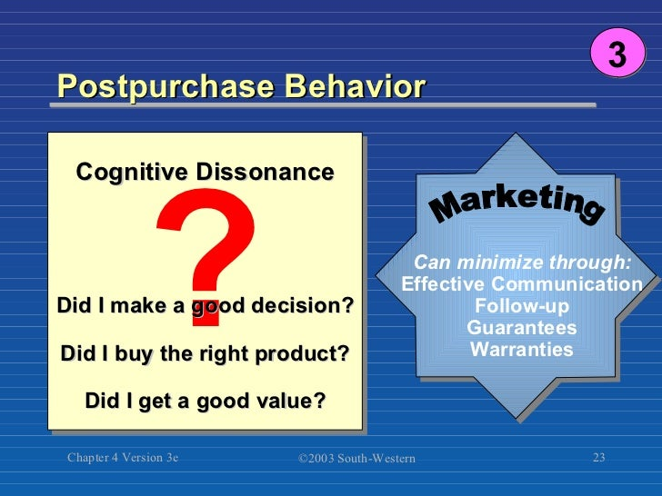 consumer buying decisions product attributes Impact of brand on consumer buying  which product attributes will satisfy the consumer's  role in the consumer decision-making.