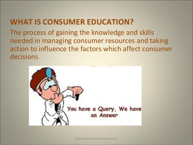 consumer education coursework Family and consumer sciences education prepares students for careers working with individuals and families as well as being productive members of their own family.