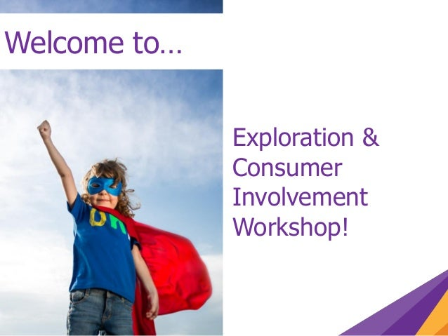 what is consumer involvement What is consumer involvement definition of consumer involvement: participation by the consumer in the value production process.