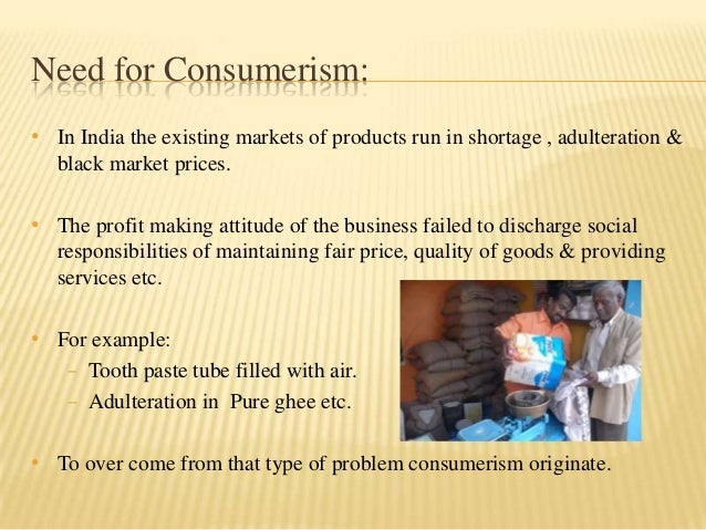 consumerism in india wikipedia