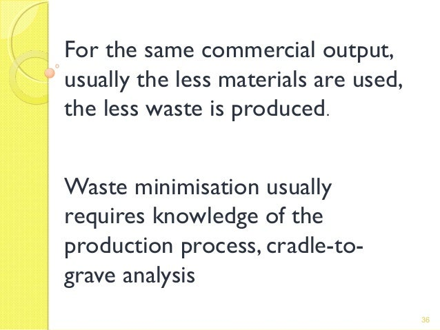 consumerism and waste High-tech consumerism, a global catastrophe happening on of electronic and electric waste consumers produce e-waste at an waste is a problem.