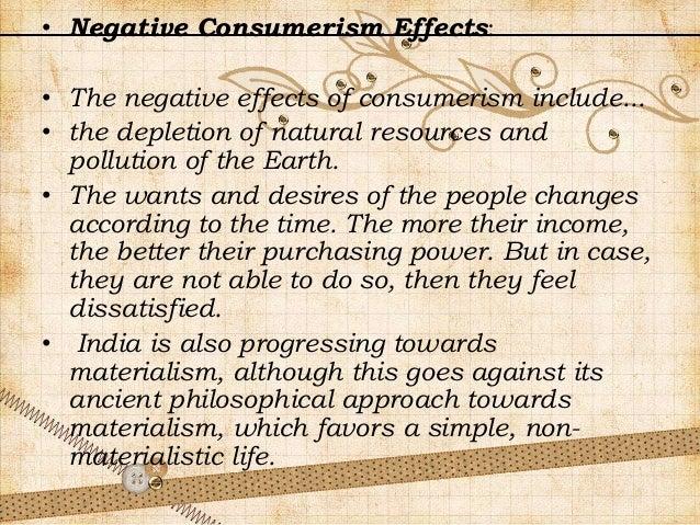 consumerism in india wikipedia