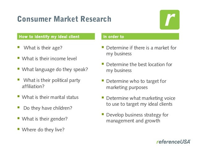 consumer research pdf