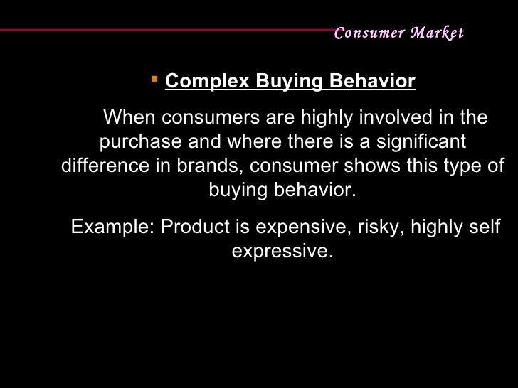 consumer market and buyer behavior Consumer markets and consumer buying behavior - free download as powerpoint presentation (ppt), pdf file (pdf), text file (txt) or view presentation slides online.