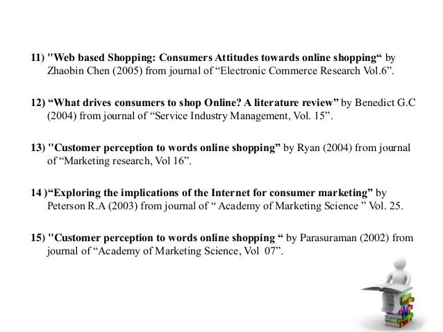 literature review online shopping system Abstract: this paper presents the literature review of studies published in 2004- 2014 (web 20 period) in the area of consumer online trust based tion of online shopping and noted that although trust has a significant impact on bsite features (chang & fang, 2013), system structural assurance (chau.