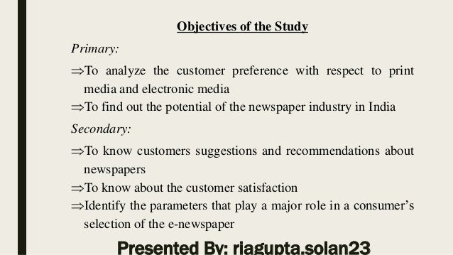 questionnaire on consumer preference for internet Abstract: this paper applies conjoint analysis to consumer preferences of  japan's  changing customer demand for broadband (bb), high-speed internet  access services  experimental survey, whereas rp is derived from actual  market data.