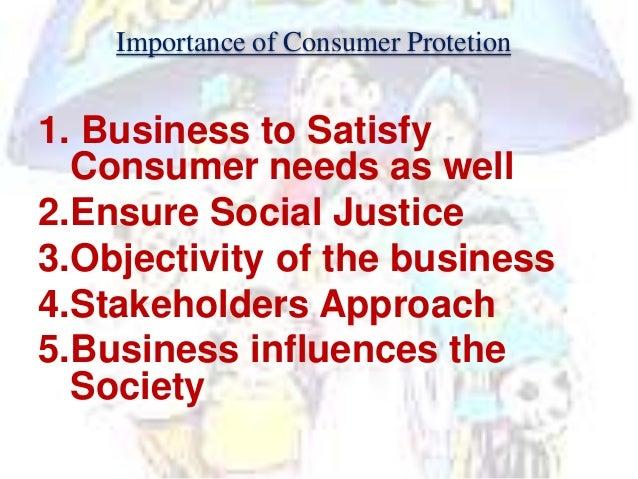 Consumer Prot