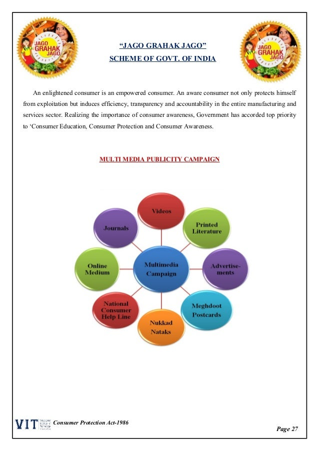 development of consumer protection law in india