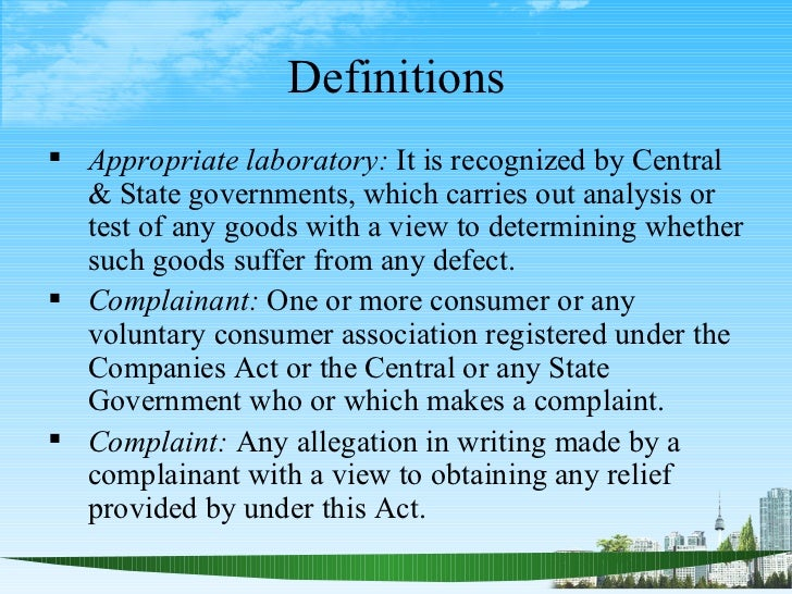 consumer protection act essay Consumer protection, powerful companies, dodd frank act (essay sample) consumer protection laws have proliferated.