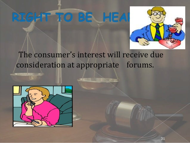 importance of consumer protection act 1986 pdf