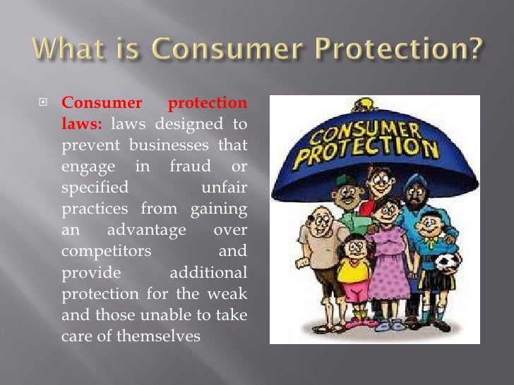 essay on relevance of consumer protection Paper statements: an important consumer protection chi chi worked in the consumer protection division at the and has authored several reports and white papers.