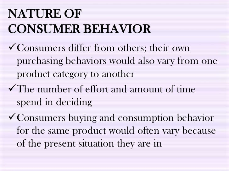 consumer psychology The journal of consumer psychology publishes articles that contribute both theoretically and empirically to an understanding of consumer judgment and behavior a.