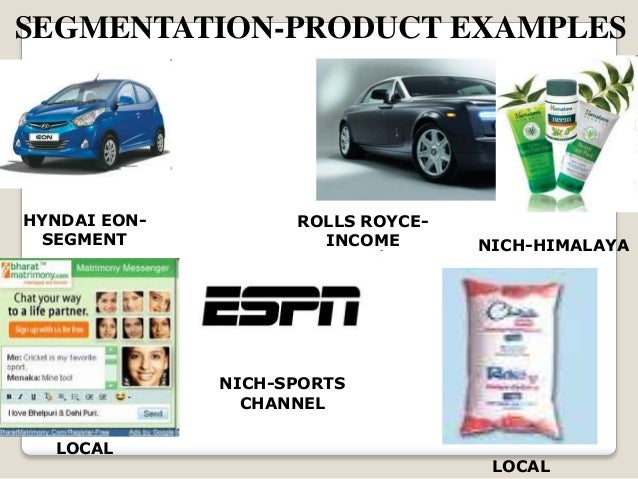 segementation marketing Targeting a segment of the market can be a powerful strategy it's the concentration of marketing effort to dominate a market niche market segmentation is the process of identifying and targeting groups of individuals who are similar to one another.