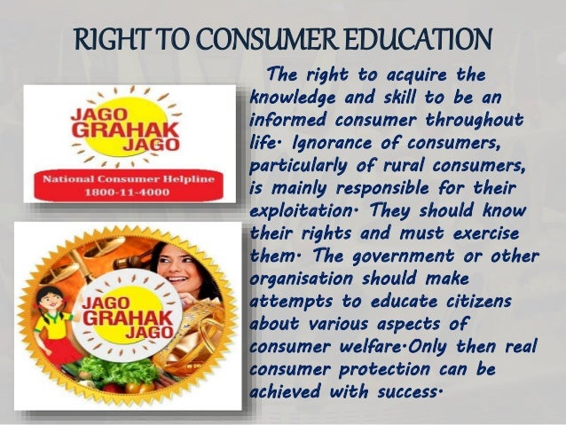 consumer rights Consumer action: consumer education and advocacy since 1971.