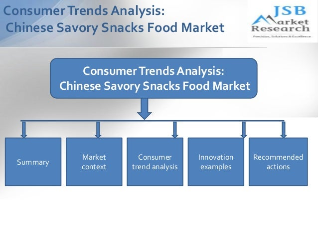 Jsb Market Research  Consumer Trends Analysis Chinese Savory Snacks