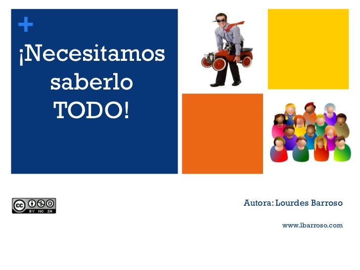 Autora: Lourdes Barroso <ul><li>www.lbarroso.com </li></ul>+ ¡Necesitamos saberlo TODO!