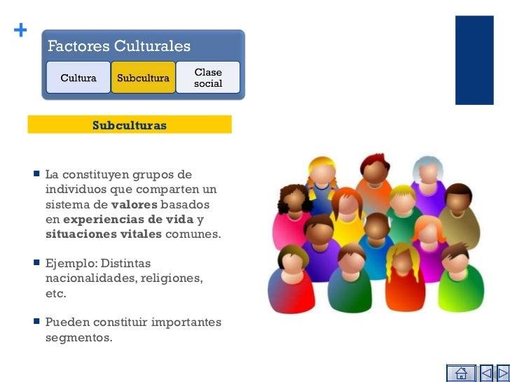 <ul><li>La constituyen grupos de individuos que comparten un sistema de  valores  basados en  experiencias de vida  y  sit...