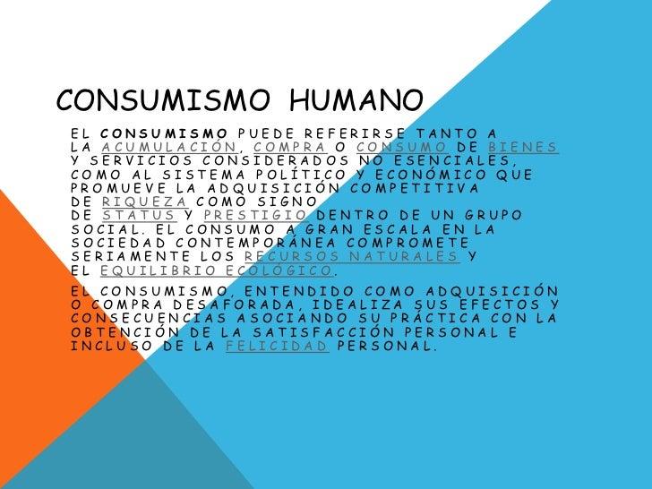 Consumismo humano for Como criar peces para consumo humano