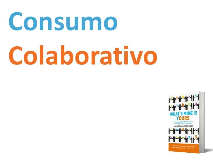 ConsumoColaborativo