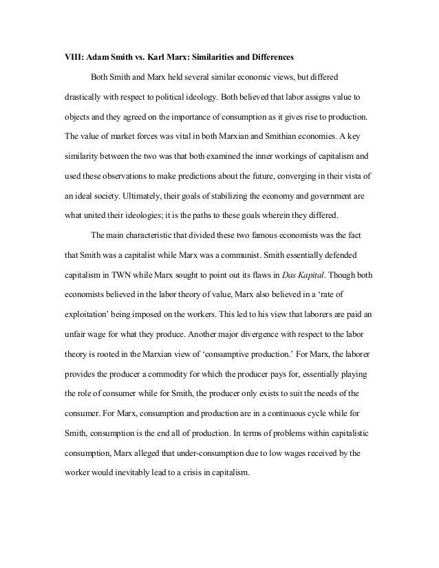 karl marx dissertation