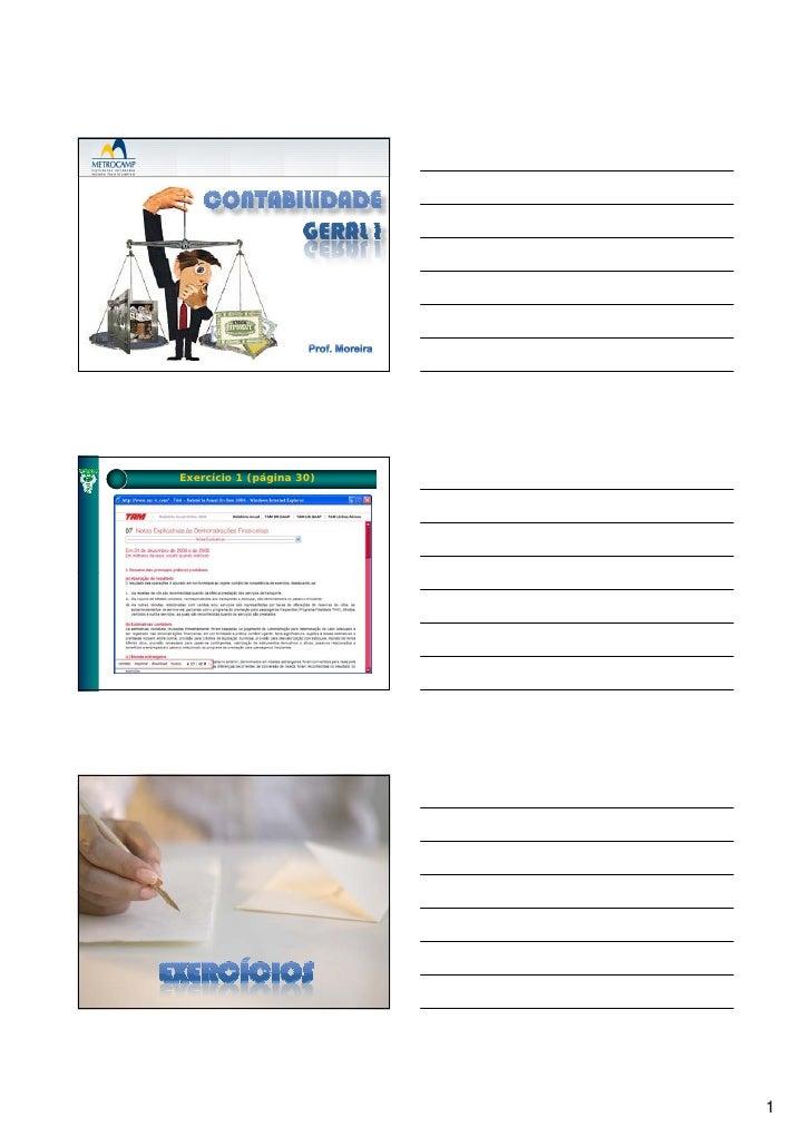 Exercício 1 (página 30)                               1