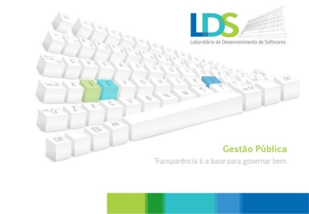 egovernus • O egovernus é um sistema de gestão pública municipal com funções integradas nas áreas orçamentárias, financeir...