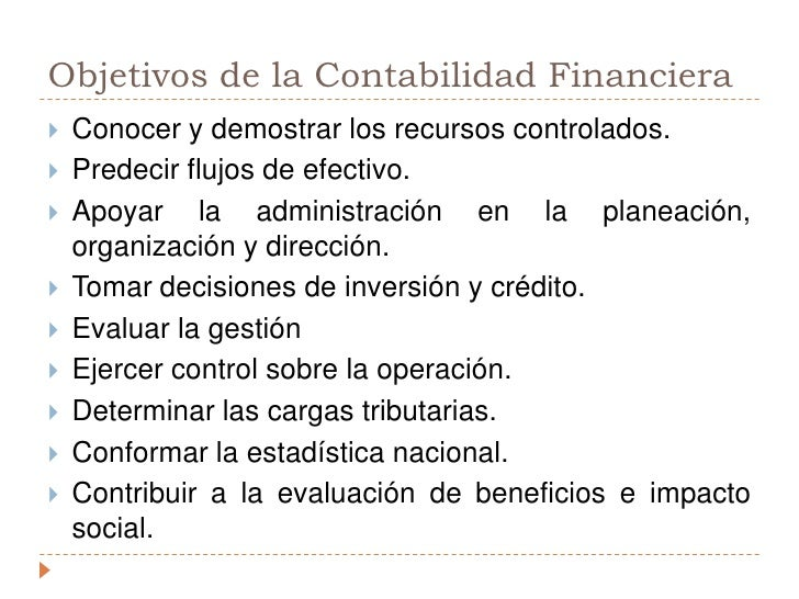 Lujoso Ejemplos Objetivos De Resumen Contable Galería - Colección De ...