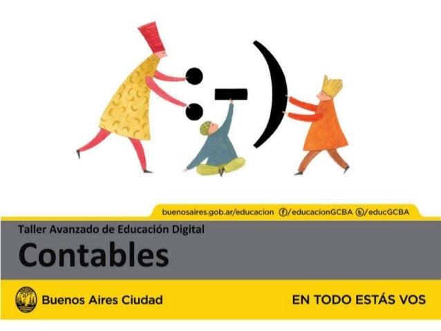 Talleres Contables 2013
