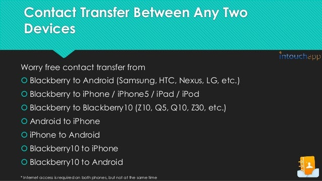 Transferring Contacts Blackberry To Android - strongwindutah