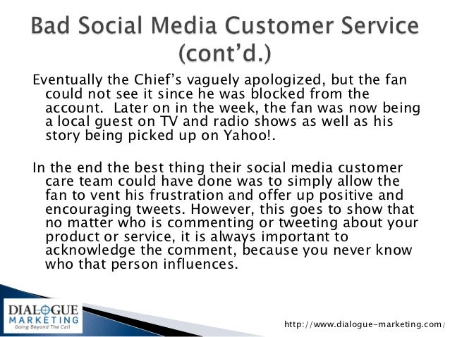 Eventually the Chief's vaguely apologized, but the fan  could not see it since he was blocked from the  account. Later on ...
